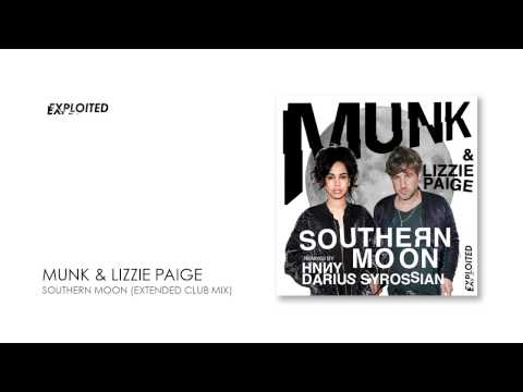 Munk & Lizzie Paige - Southern Moon (Extended Club Mix) | Exploited