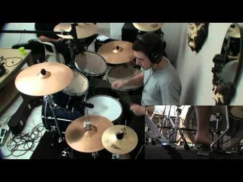 I Caught Myself - Paramore (drum cover remake)