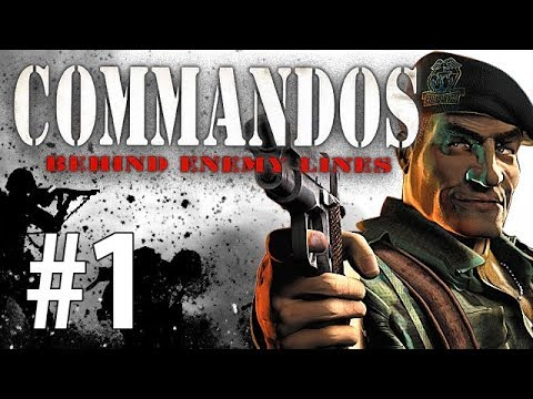 TheViper Plays | Commandos: Behind Enemy Lines | Part 1