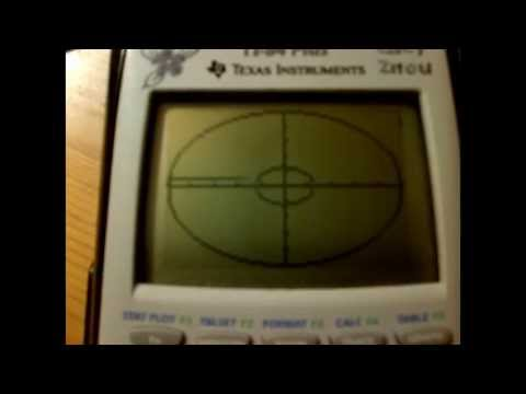 ti-83 how to write in recipricale functions
