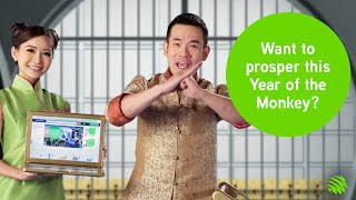 Maxis CNY 2016: Master Meng Feng Shui tip for WEALTH