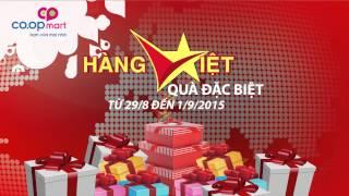 Co.opmart Tu hao hang Viet Coopmart 2015