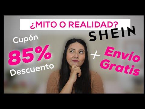 85% DE DESCUENTO + ENVIO GRATIS EN SHEIN  ¿MITO O REALIDAD? / JHOEE
