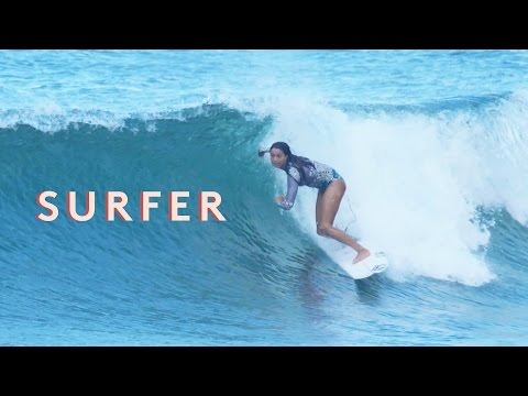 Malia Manuel, Inspiring Surfer | Game Of Life