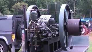 Ruston Hornsby 5XHR & 2XHR Open Crank Diesel Stationary Engine