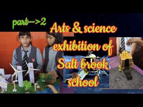 Exhibition of Salt brook School Dibrugarh