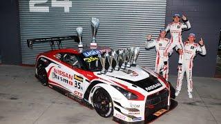 Nissan: Nissan GT-R Wins Bathurst 12h バサースト12時間レースをGT-Rが制す