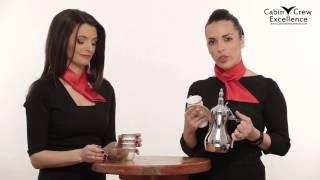 Arabic Coffee service protocol