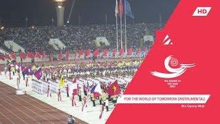 Hanoi 2003 SEA Games - Bùi Quang Nhật - For the World of Tomorrow | Instrumental