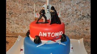 Star Wars Cake Thumbnail