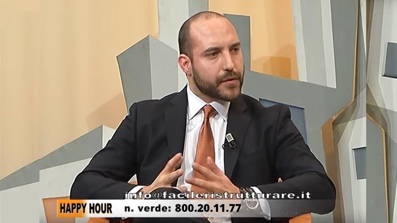 Puntata happy hour tele lombardia dedicata a facile for Ristrutturare facile