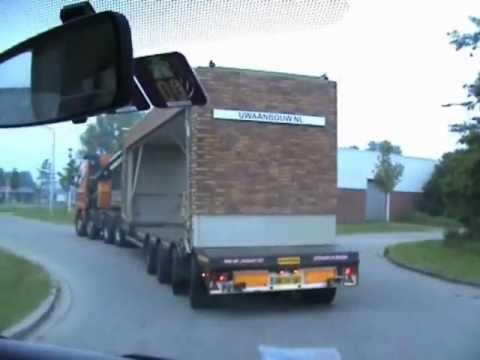 Aanbouw plaatsing - video uitbouw woning - Uw Aanbouw
