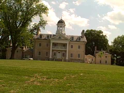 Hampton Mansion in Towson, Maryland