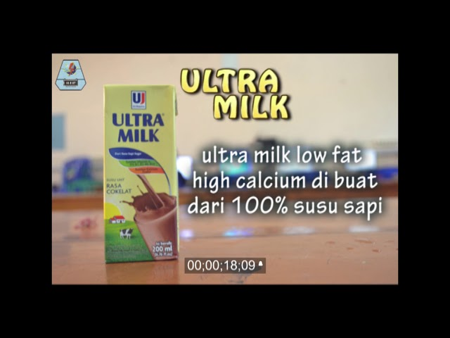 Iklan Susu Ultra Milk Youtube