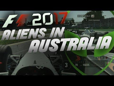 F1 2017 - Aliens in Australia
