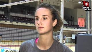 Meagan Ganzer Interview 10-19