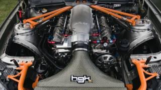 Bmw F22 Coupe 460ci LS7 V8 820hp