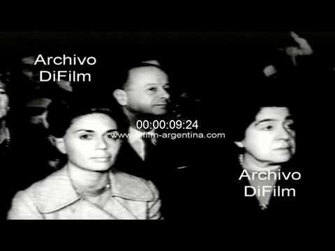Maestras egresan del St. Catherine's School en Buenos Aires 1968