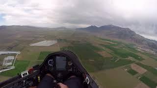 Glider Spot Landing