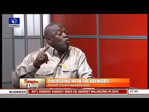 Diversification Of The Economy Includes Niger Delta Resource Ownership - Rtd Col Tony Nyiam  Pt 1