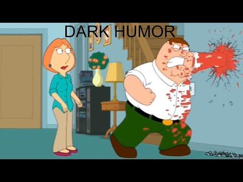 Family Guy - BEST DARK HUMOR COMPILATION 1