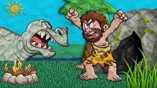 Caveman 4 из пластилина. Смотрим онлайн детские мультфильмы бесплатно на канале как сделать мультик.