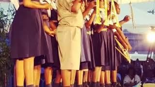 Westbury Road Elementary Students Pay Tribute To Rihanna #RihannaDrive