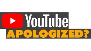 Youtube FINALLY Addresses Recent Controversy - The Know