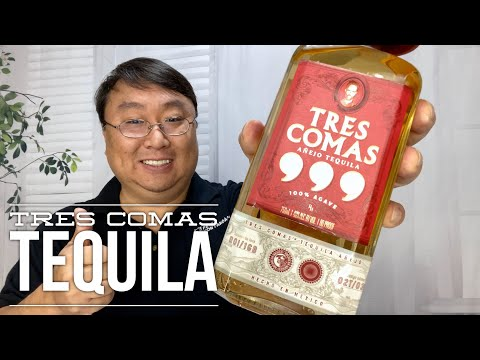 Silicon Valley Tres Comas Limited Edition Anejo Tequila Review - 동영상