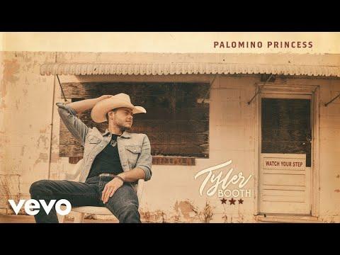 Tyler Booth - Palomino Princess (Audio)