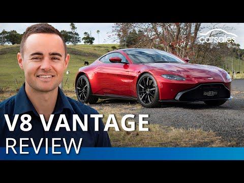 2019 Aston Martin Vantage V8 Review   carsales
