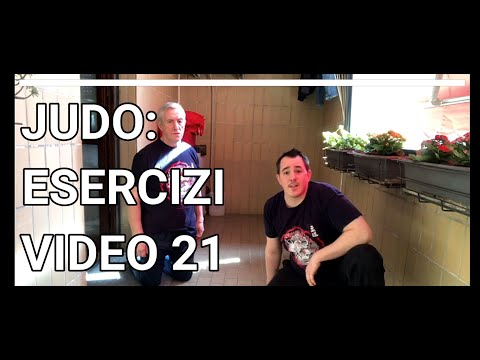 JUDO: Esercizi Video 21
