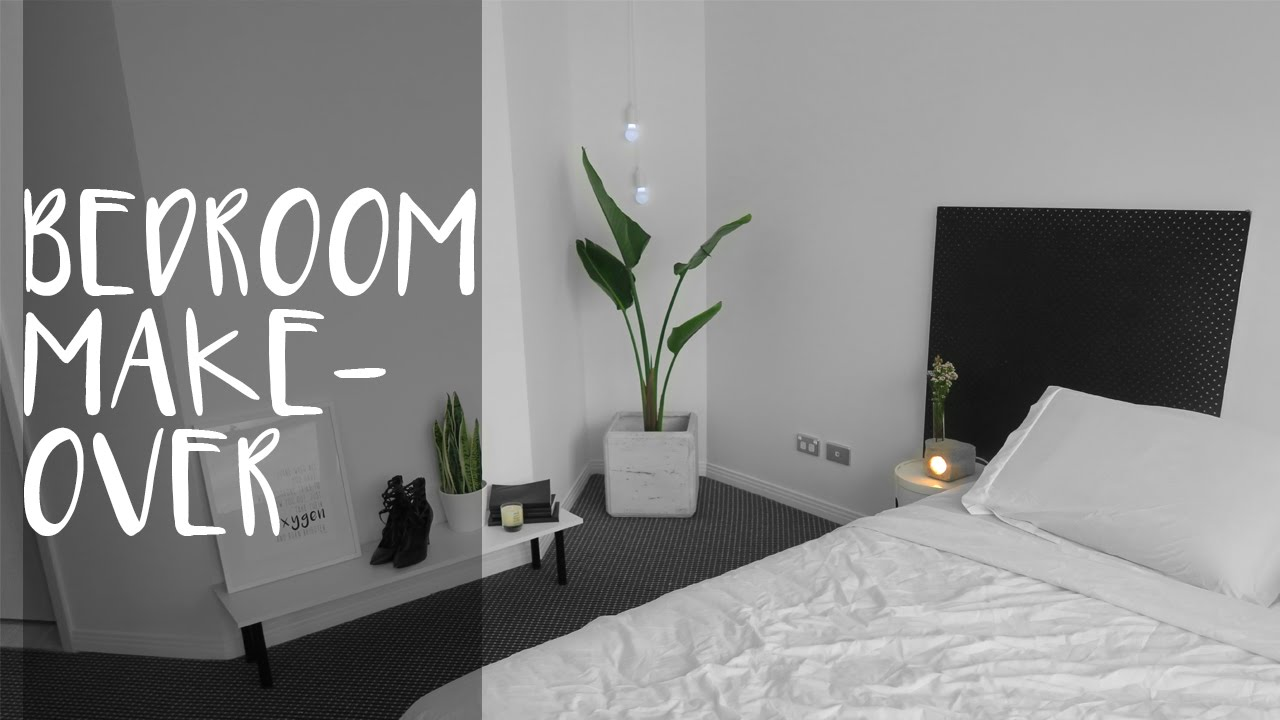 DIY Room Makeover Simple  Clean Style  Rachel Aust
