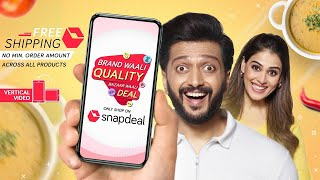 Snapdeal | FREE SHIPPING On EVERYTHING | No Min. Order Value | Shop Online on Snapdeal |25% Discount screenshot 4
