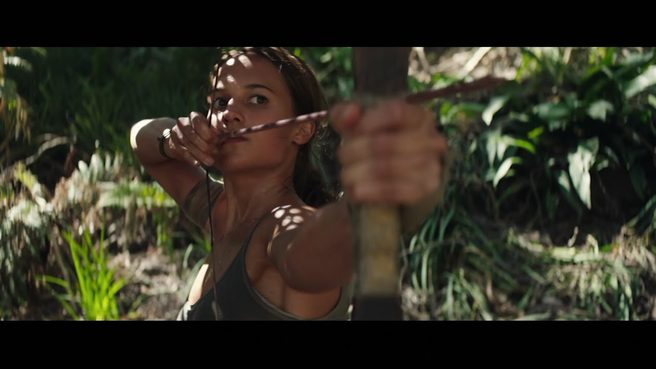 Vikander: 'Tomb Raider' sequel would be 'amazing'
