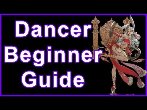 FFXIV ¬ Dancer Guide for Beginners in FFXIV (Patch 5 0 - Shadowbringers)