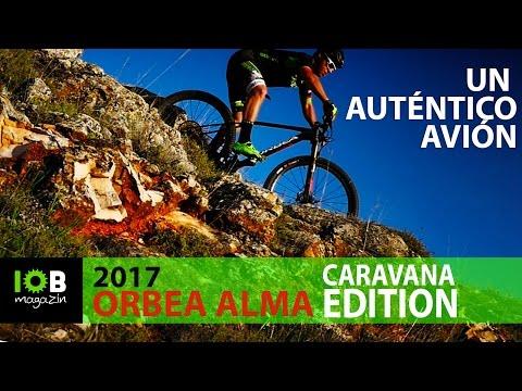 La Caravana De Iberobike. Hoy Con La Orbea Alma