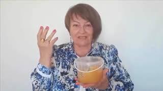 Заряди себя энергией меда! Медовая вода натощак по утрам. Польза медовой воды от Галины Топоровой!