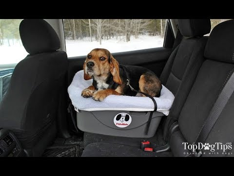 Fido Rido Dog Car Seat Review 2018