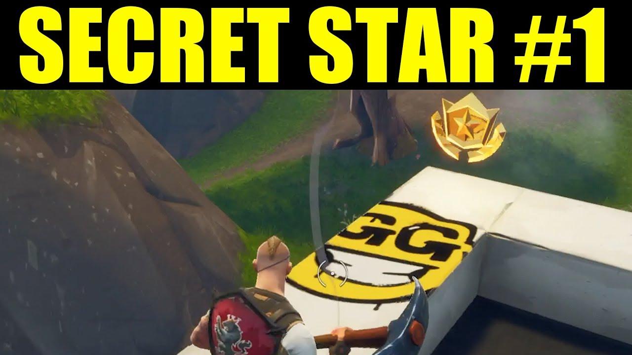 Get Free Battle Pass Tier Season 4 Week 1 Hidden Battlestar Location
