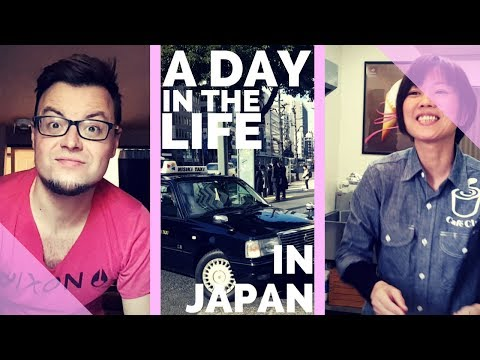 DAY IN THE LIFE OF A DIGITAL NOMAD IN JAPAN | FIRST WORLD TRAVELLER
