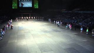 2014 Virginia International Tattoo, The Reel Thing and Rhythm of Ireland Irish Dancers