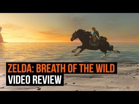 Legend of Zelda: Breath of the Wild Video Review
