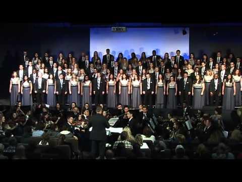 CBU Choir and Orchestra 2015