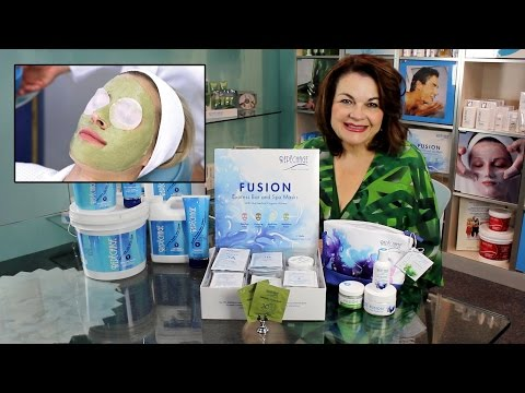 Best Spa Treatments for Spring | FUSION Matchafina Facial + Sea Spa Glow Body Exfoliation