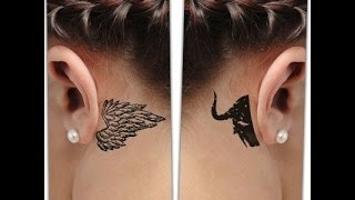 Video angel and devil sleeve tattoos download MP3, 3GP, MP4, WEBM, AVI, FLV Juni 2018