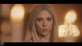 Scarlett Johansson Parodia A Ivanka Trump En