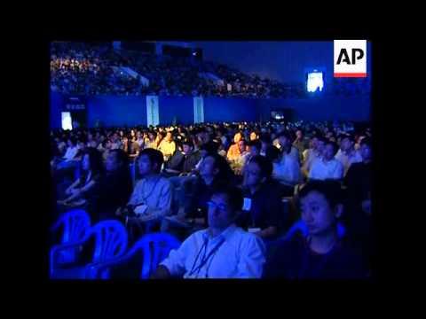 Microsoft chairman addresses Chinese students