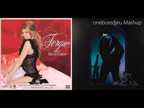 Glamorous Circles - Fergie Vs. Post Malone (Mashup)