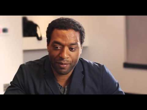 Seattle Medium: Chiwetel Ejiofor Interview 2014 SIFF